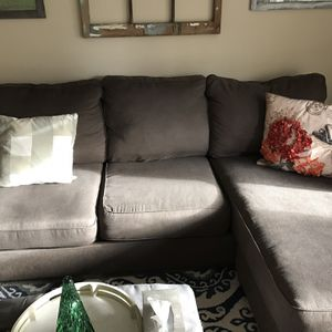 Sofa With Movable Chaise Lounge for Sale in Hillsboro, OR