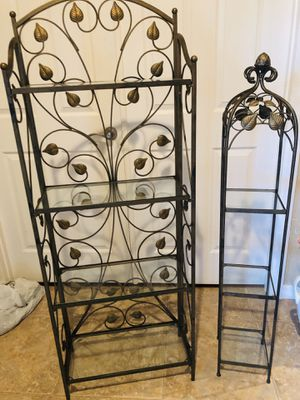 Decorative shelves (3 pieces) for Sale in Poinciana, FL