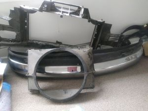 OEM Front End Full Size Van Parts. Bumper, Radiator Housing for Sale in Chicago, IL