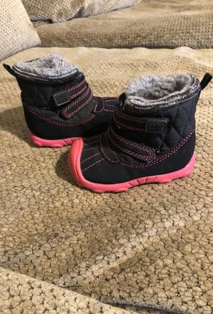 Size 3 girl boots for Sale in San Luis, AZ