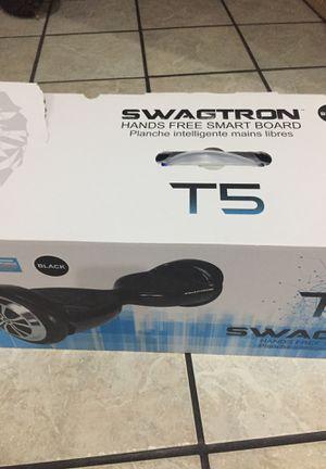 Hover board T5 Swagtron for Sale in Woodbridge, VA