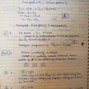 Online Courses Math| Physics| Chemistry Exam HELP for Sale in San Antonio, TX