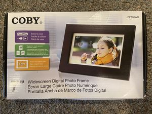 Digital photo frame for Sale in Rancho Cucamonga, CA