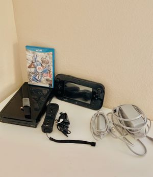 Nintendo Wii U (with super Mario 3D world and Nintendo land free to download) for Sale in Phoenix, AZ