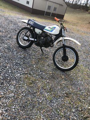 Kawasaki ke100 for Sale in Kensington, MD