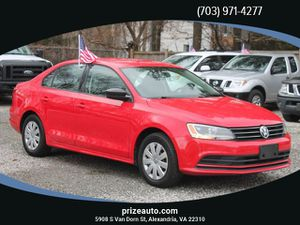 2015 Volkswagen Jetta for Sale in Alexandria, VA