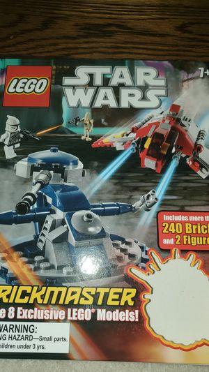 Lego Star Wars Brickmaster (no bricks) for Sale in Woodinville, WA