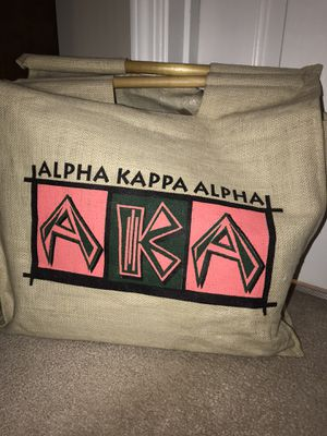 AKA Tote Bag for Sale in Acworth, GA