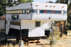 1973 Caveman Camper for Sale in Yucca Valley, CA