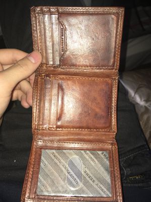 Leather wallet for Sale in Portland, OR