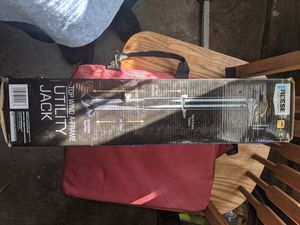 Trailer utility jack $20 for Sale in Woodhaven, MI