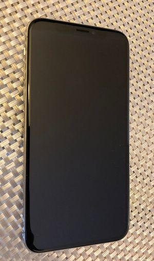 Iphone X 256 gb space gray unlocked & clean for Sale in Philadelphia, PA
