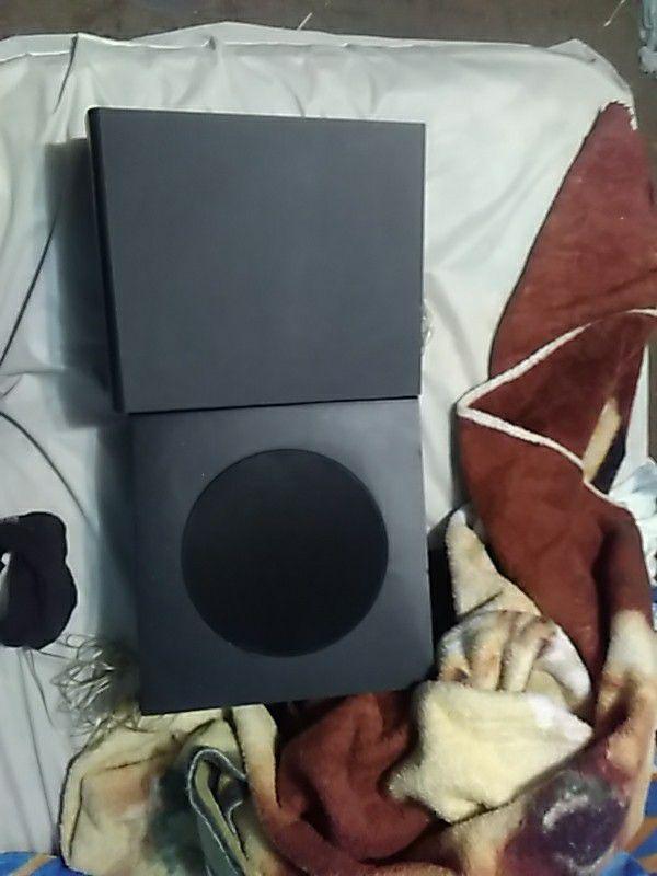 Two surround sound