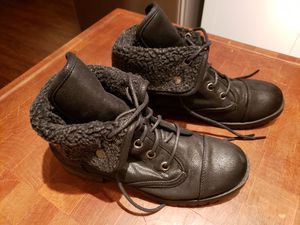 Boots - combat military style - new condition for Sale in San Diego, CA
