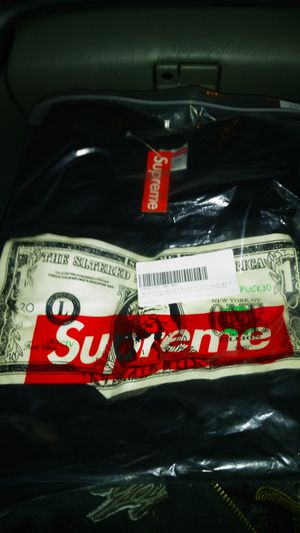 Supreme money shirt for Sale in Dover, DE