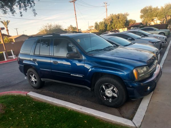 2002 Chevy trailblazer 4x4 daily driver!