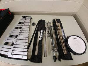 Vic Firth Percussion Set (V8806) for Sale in Houston, TX