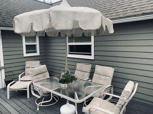 Sunbeam Outdoor Furniture for Sale in Everett, WA