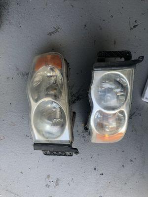 2004-06 Dodge Ram (HEMI) Headlights for Sale in Fresno, CA
