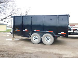 14ft New dump trailer for Sale in Wichita Falls, TX