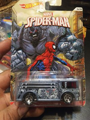 Spider-Man Hot Wheel for Sale in Los Angeles, CA