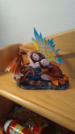 Fairy collectable statue for Sale in Richardson, TX