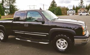 2003 CHEVROLET SILVERADO 1500 LT*TUSCANY*RECON TACTICAL EDITION*LIFTED for Sale in Seattle, WA