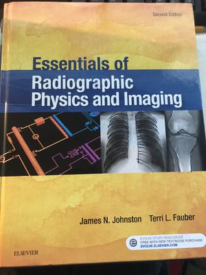 Essentials of Radiographic Physics and Imaging for Sale in Tampa, FL