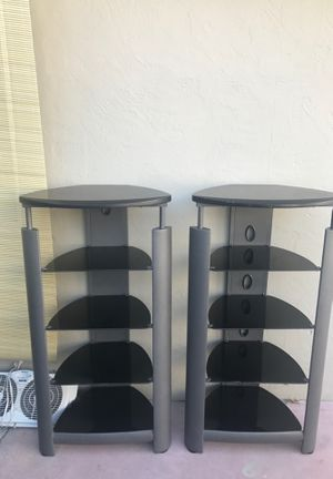 Tv stand set for Sale in San Jose, CA