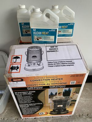Convention heater Cerosene for Sale in Colonie, NY