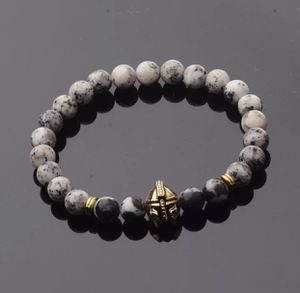 Spartan Gladiator Helmet Bracelet Marble Grey for Sale in Burbank, CA