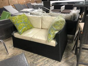 Patio loveseat for Sale in North Bethesda, MD