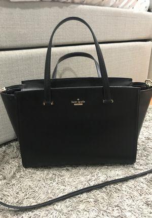 Black Kate spade purse for Sale in San Jacinto, CA
