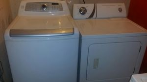 Washer and Dryer gas or electric? for Sale in Perris, CA