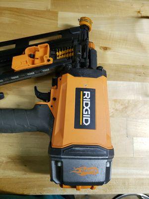 Rigid Fuego Nail Gun for Sale in Windermere, FL