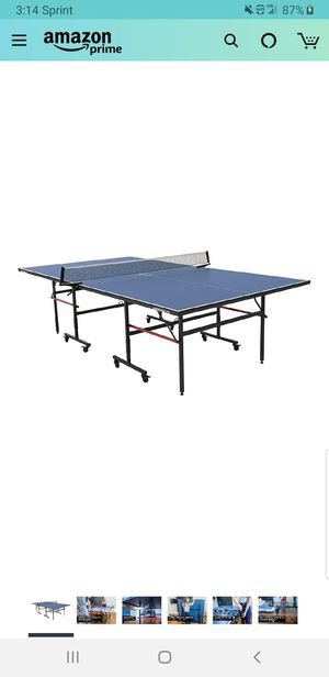 Stiga ping pong table.. BRAND NEW..can deliver for Sale in Euclid, OH