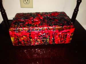 🎃DYBBUK BOX 🎃 good for Halloween 👻 for Sale in VLG WELLINGTN, FL