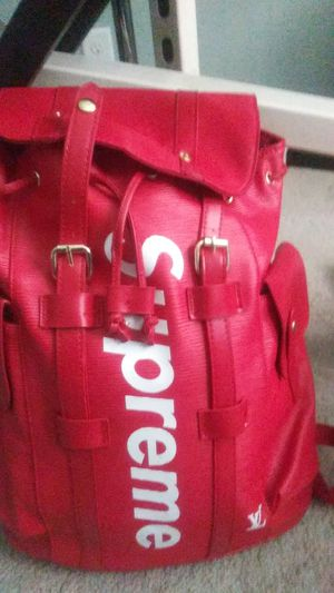 Supreme Louis Vuitton backpack for Sale in Cleveland, TN