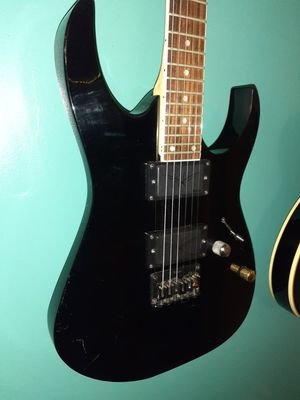 Ibanez gio hardtail guitar for Sale in Pittsgrove Township, NJ