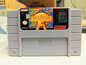 Earthbound Super Nintendo SNES Reproduction for Sale in Orlando, FL