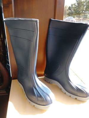 Steel Toe Rubber Boots New 11 or 13 for Sale in University Place, WA