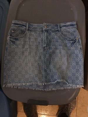 Michael Kors Jean skirt for Sale in Hialeah, FL