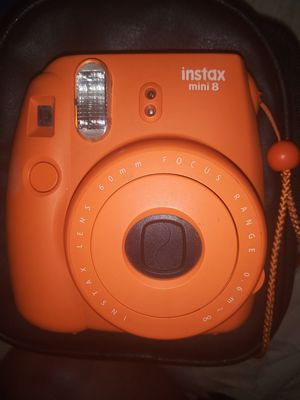 Instax minute 8 for Sale in Midland, TX
