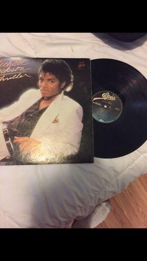 Michael Jackson vinyl for Sale in Anaheim, CA