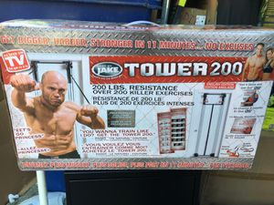 Tower 200 body by jake for Sale in Riverside, CA