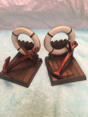 Antique bookends anchors for Sale in Parkland, FL