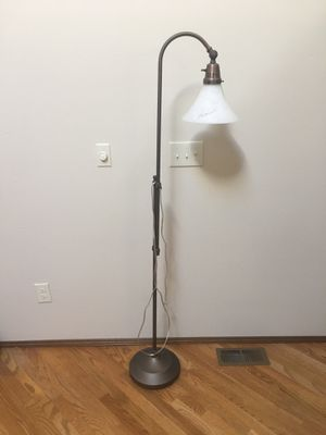 Adjustable height floor lamp for Sale in Issaquah, WA