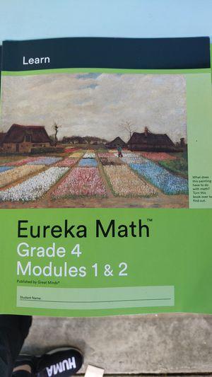 Eureka Math books for Sale in High Point, NC