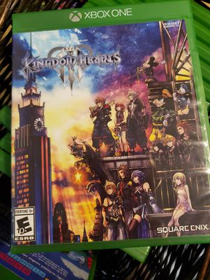 Disney Kingdom hearts for xbox one for Sale in Coral Springs, FL