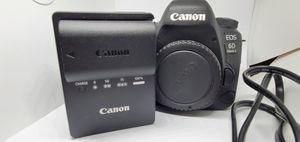 Canon EOS 6D Mark II 26.2MP Digital SLR Camera - Black (Body Only) for Sale in Montebello, CA